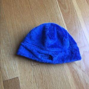 Fleece North Face Infant Hat